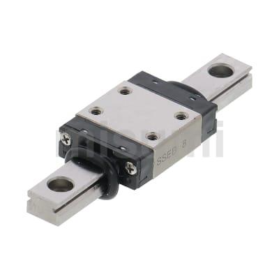 微型直线导轨 标准滑块型/轻预压型