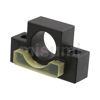 丝杠支座组件支持侧·方型  带缓冲片型