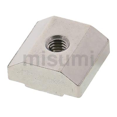 螺帽 HFS6系列铝合金型材用 先装型