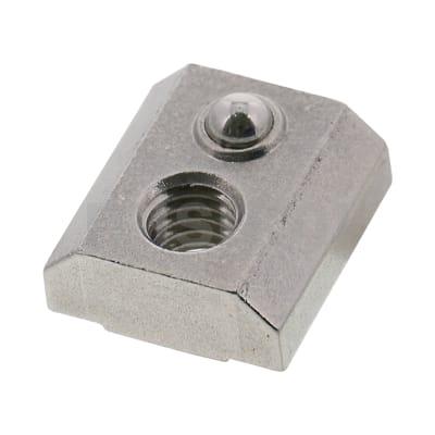 螺帽 HFS6系列铝合金型材用 先装弹簧型