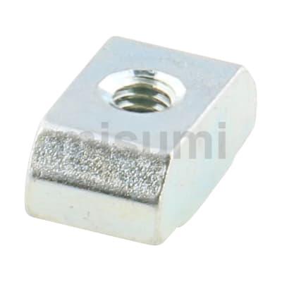 螺帽 HFS6系列铝合金型材用 先装短型