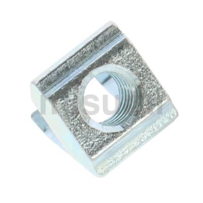 螺帽 HFS6系列铝合金型材用 后装短型
