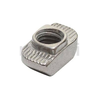 经济型 型材专用T型螺母  欧标槽宽6mm铝型材专用