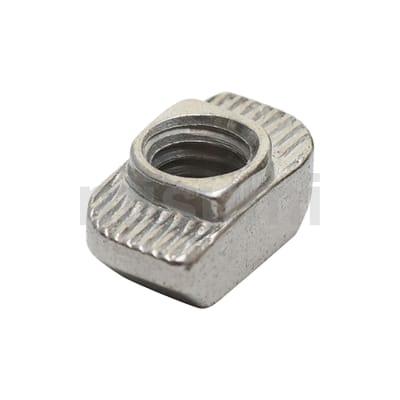 经济型 型材专用T型螺母 欧标槽宽8mm铝型材专用