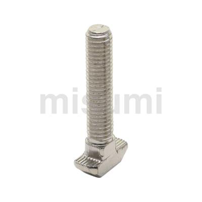 经济型 型材专用T型螺母 欧标槽宽10mm铝型材专用