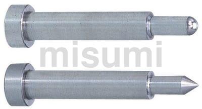 精密级无锥度一阶型芯(无拔模斜度型芯) -轴径(P)0.005mm指定-