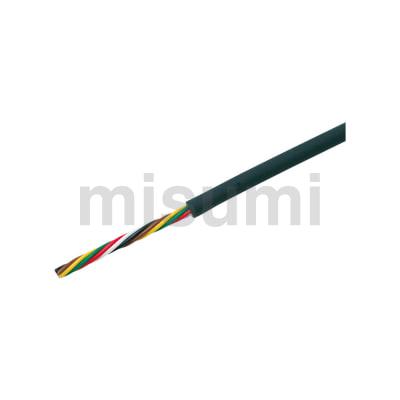 UL2464 细径 耐油耐环境 不带屏蔽 300V SS300 固定电缆