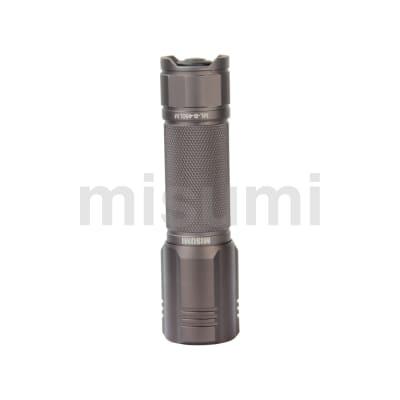 经典工业常规调焦手电筒
